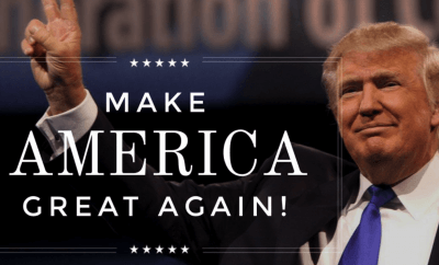 Three ways Donald Trump's presidential campaign has made history