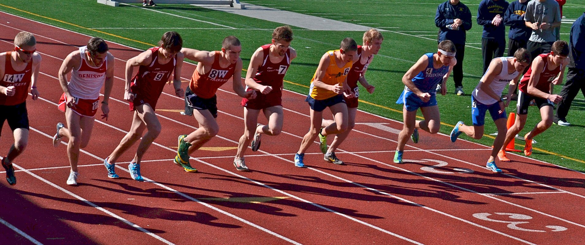 Top 10 Universities in Canada for Track and Field