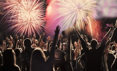 Staying Safe During New Year Celebration
