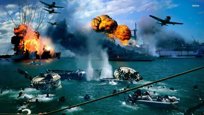 .After the Pearl Harbor attack, Canada