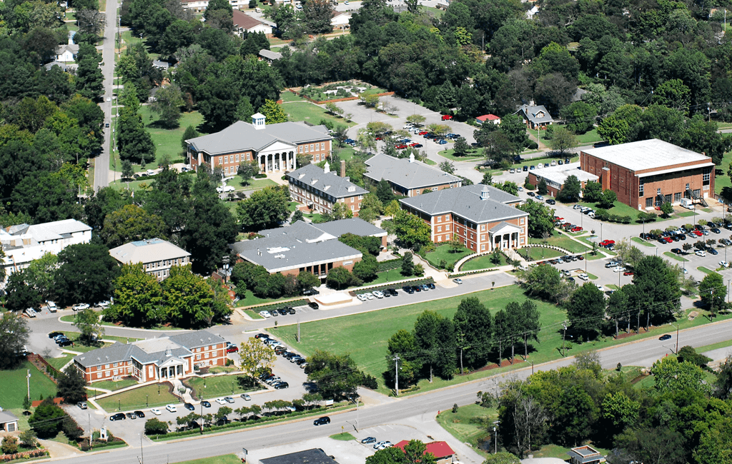Athens State University.