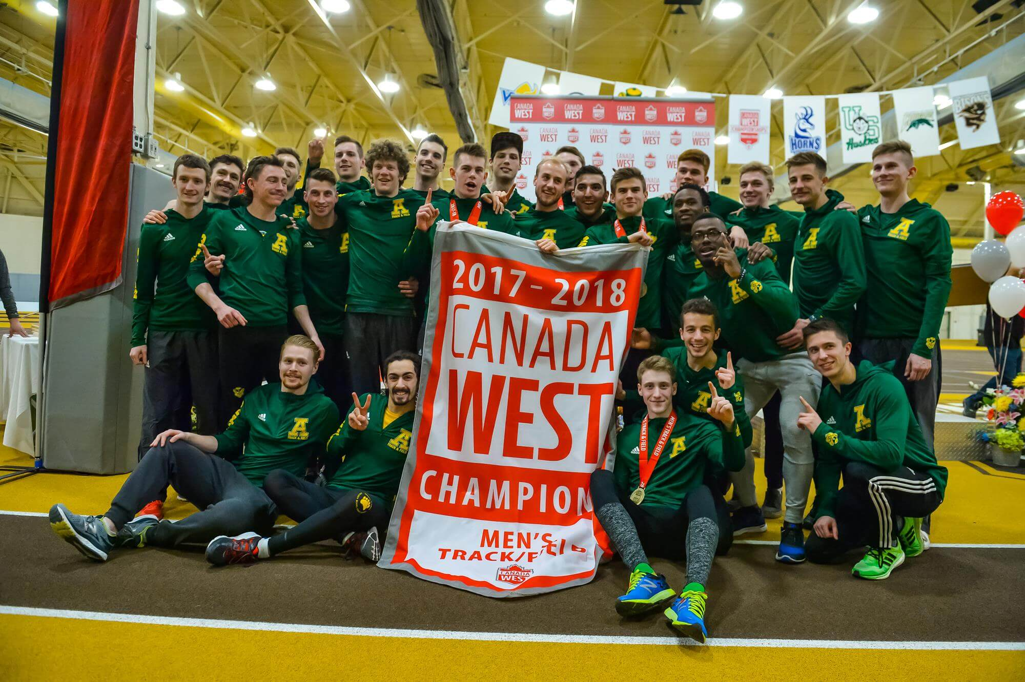 Alberta Track and Field Team