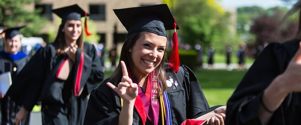 Student Graduation Checklist
