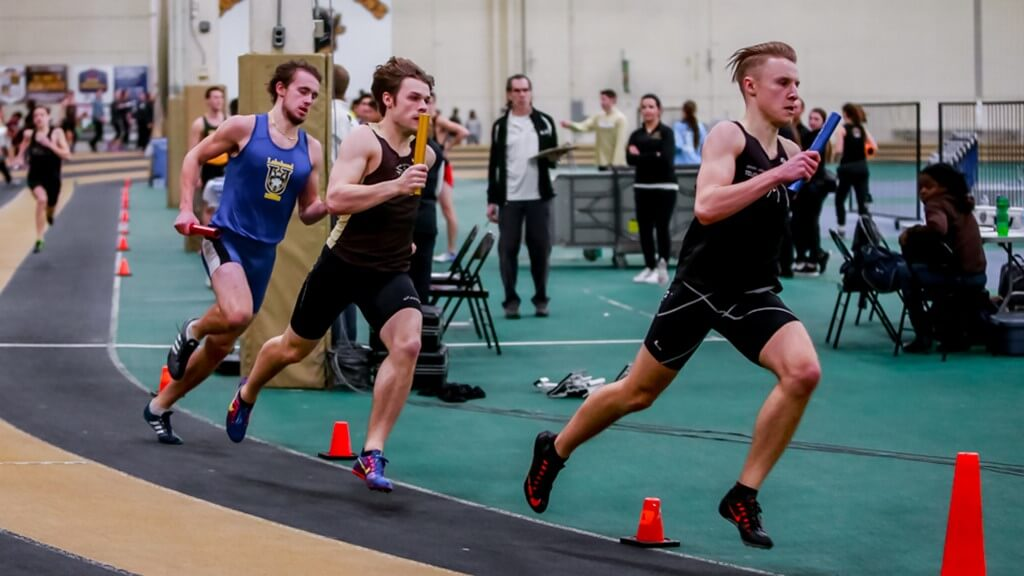 University of Manitoba Bisons track and field