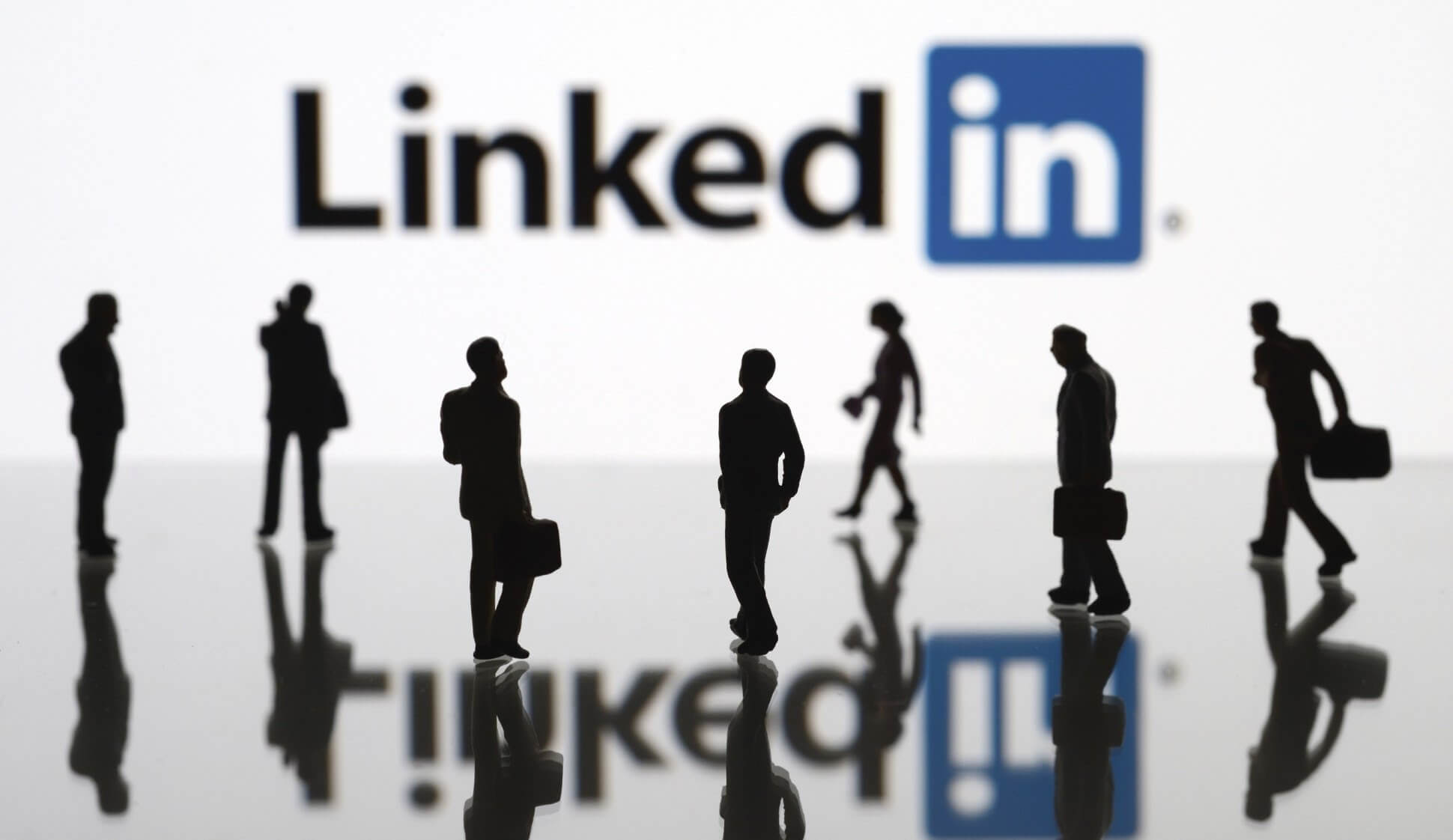 Professional LinkedIn Connection Request
