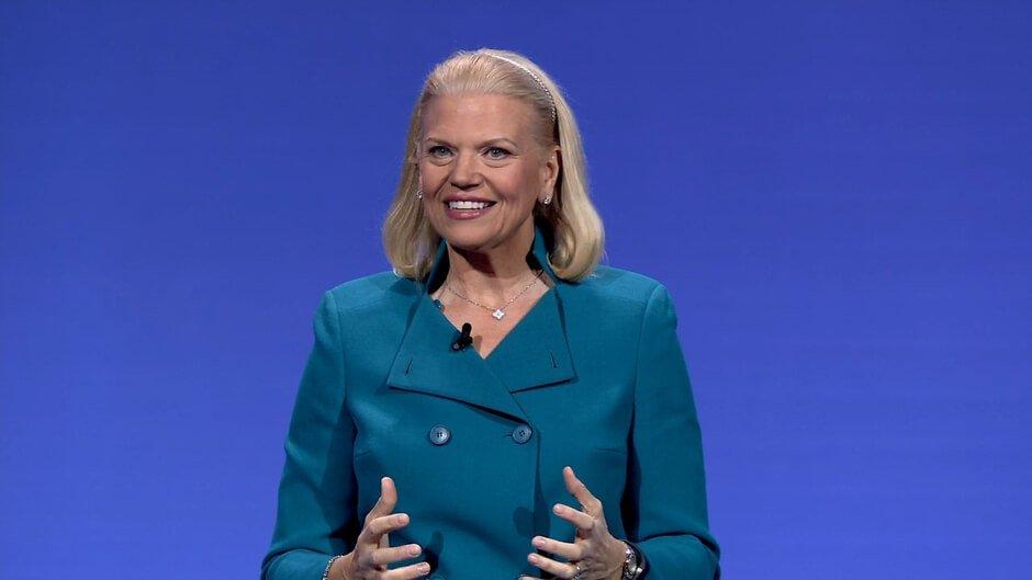 Ginni Rometty CEO of IBM