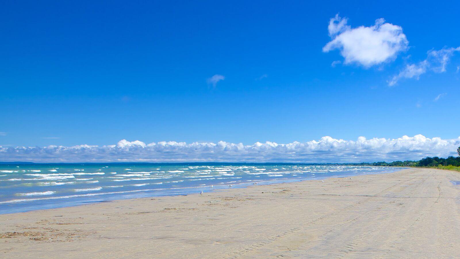 Wasaga Beach - Wasaga Beach Provincial Park,