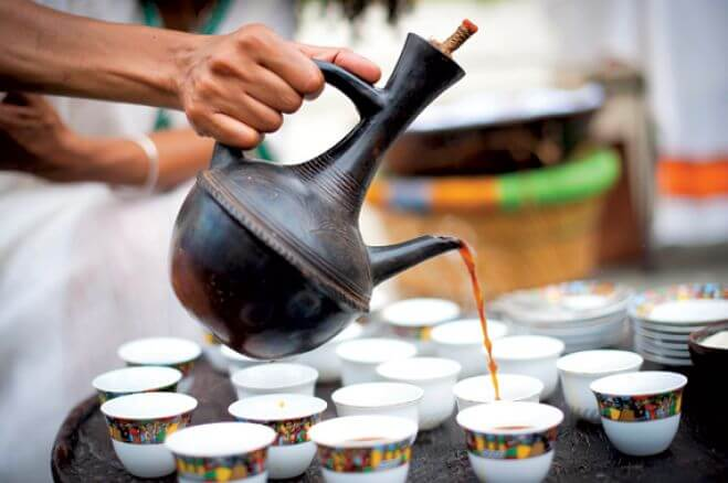Coffee Time In Ethiopia