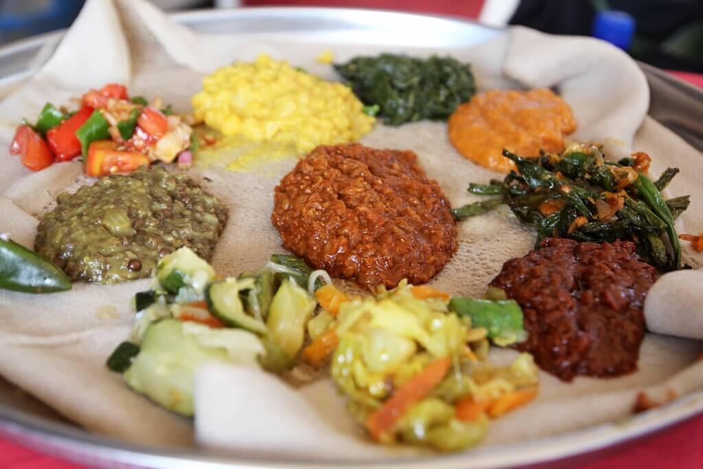 Ethiopia Foods