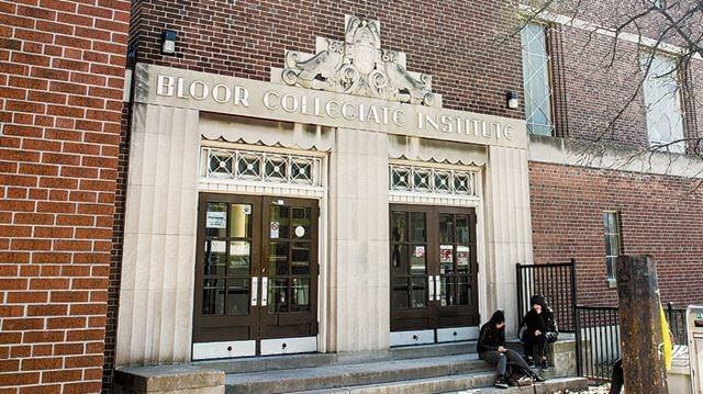 Bloor Collegiate Institute