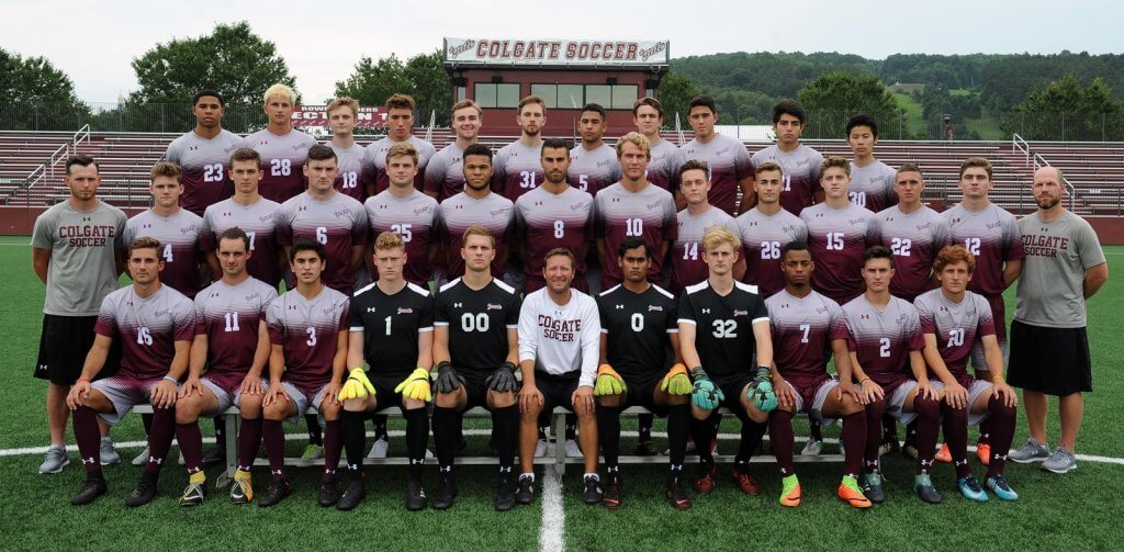 Colgate University Men Soccer team