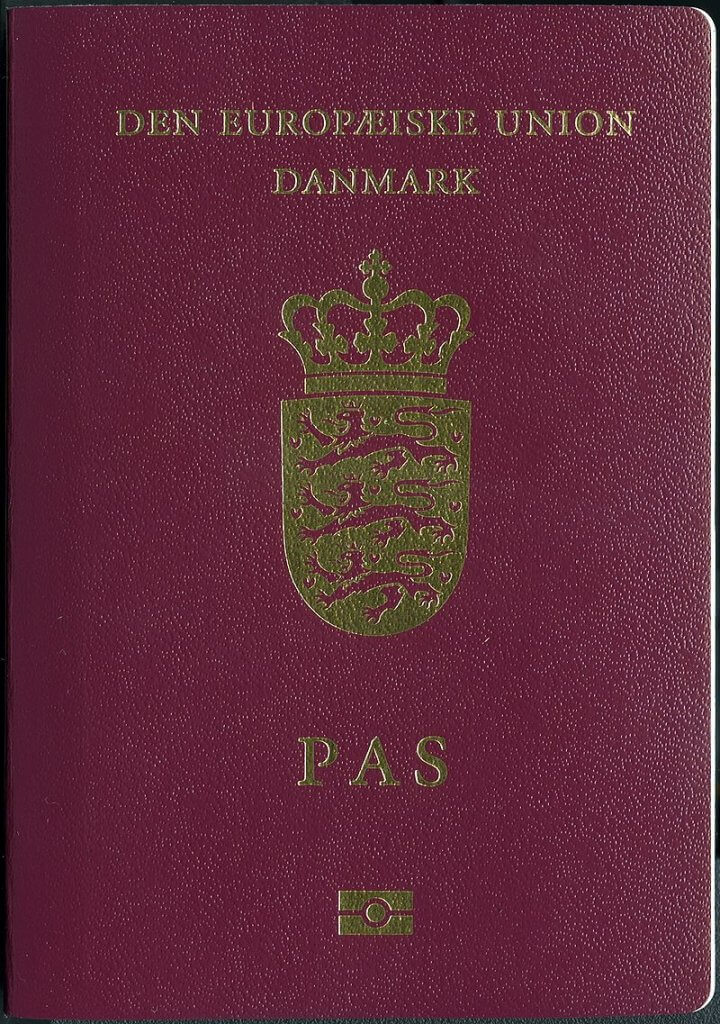 Danish Passport