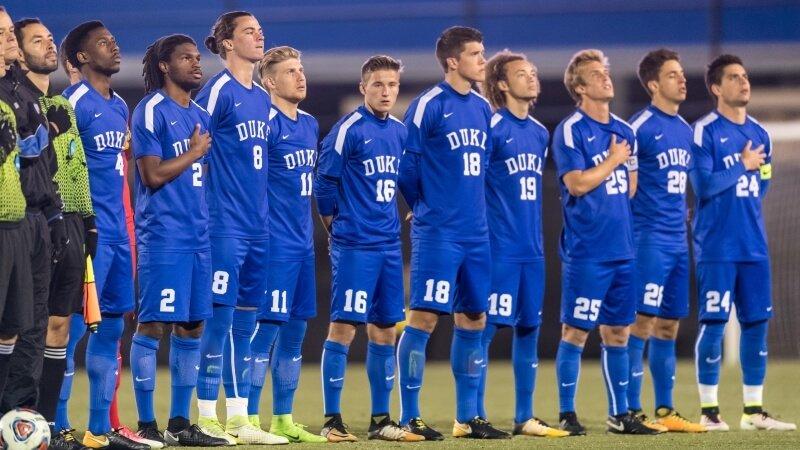 Duke University Men Soccer team
