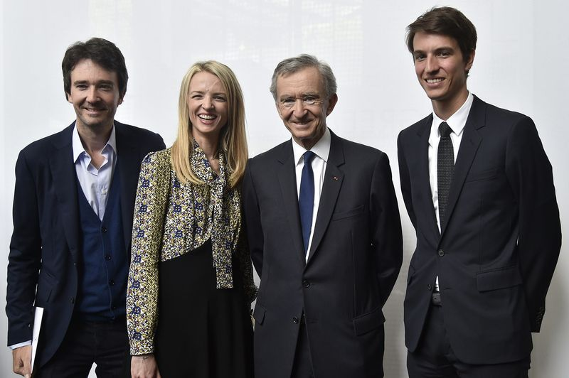 The Arnault Family