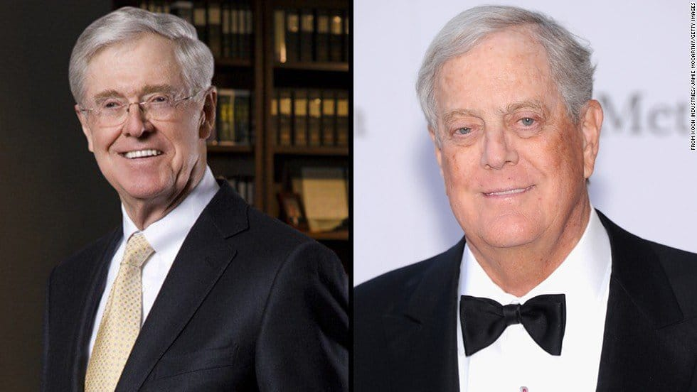 The Koch Family