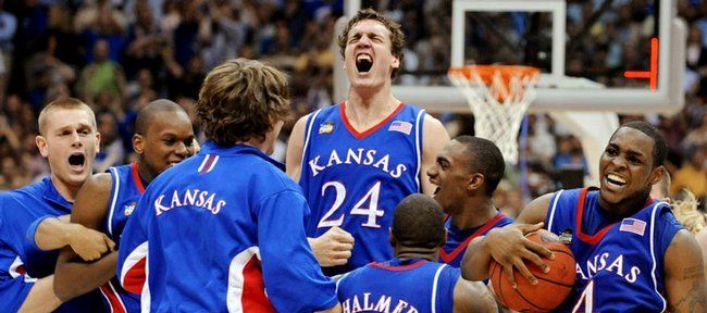 University of Kansas Basketball