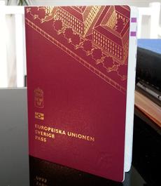 sweden passport