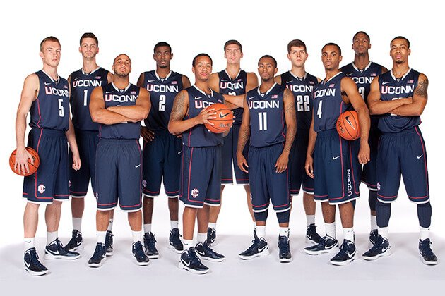 university of Connecticut basketball