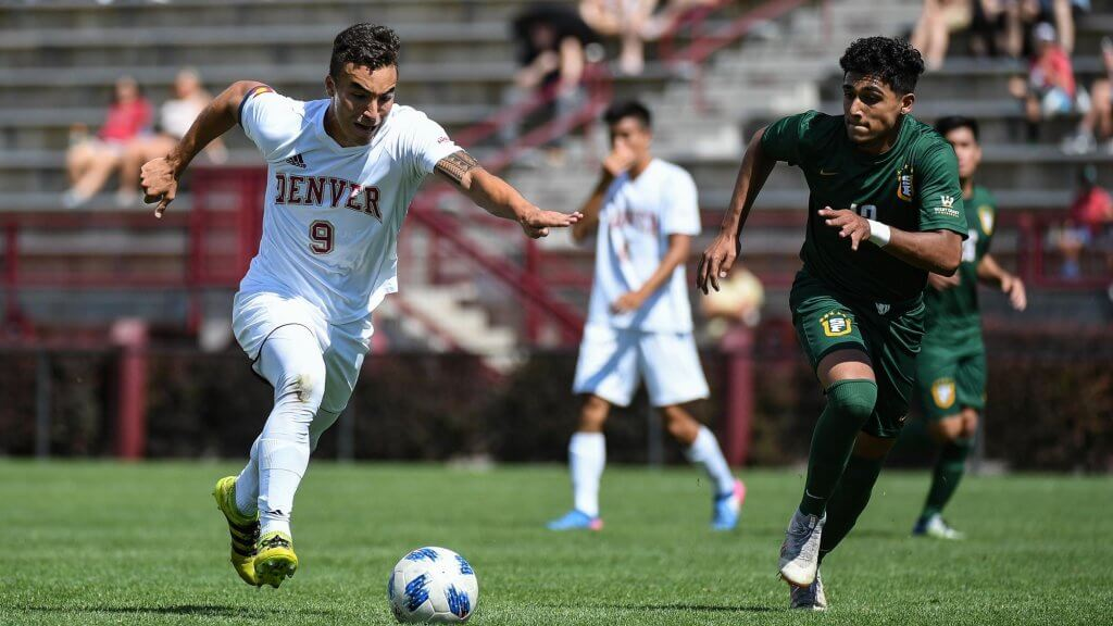 university of Denver men's soccer