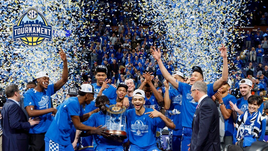 University of Kentucky men basketball
