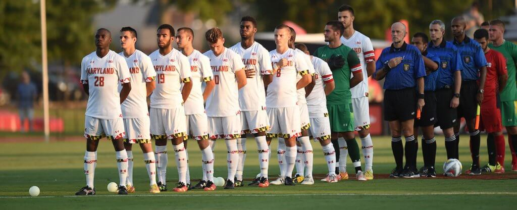 university of maryland college park men's soccer