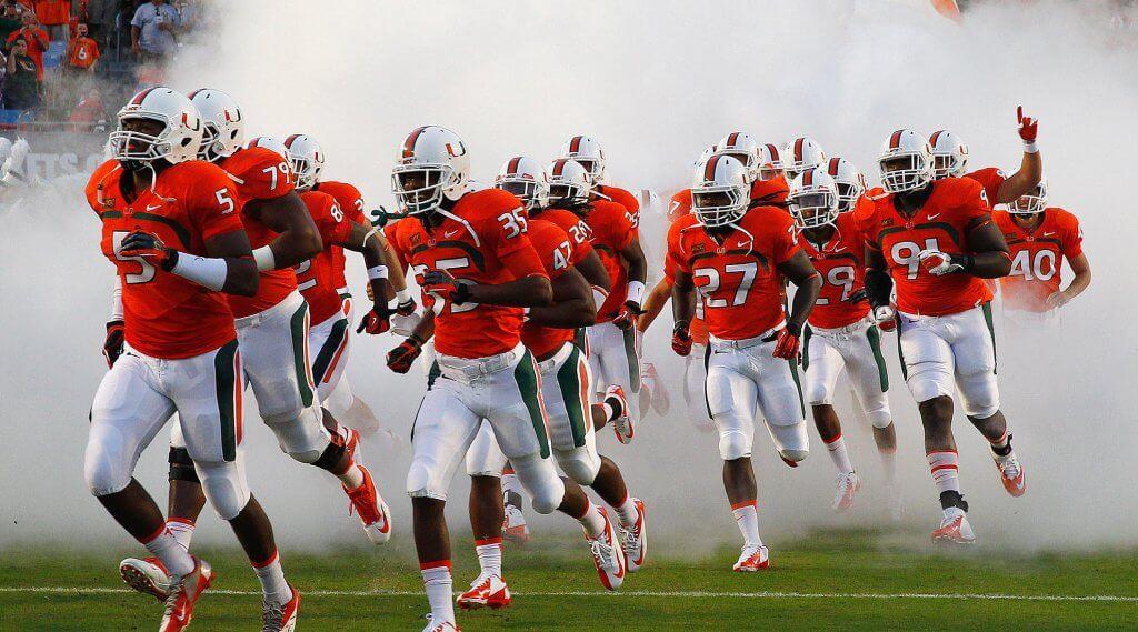 University of Miami football