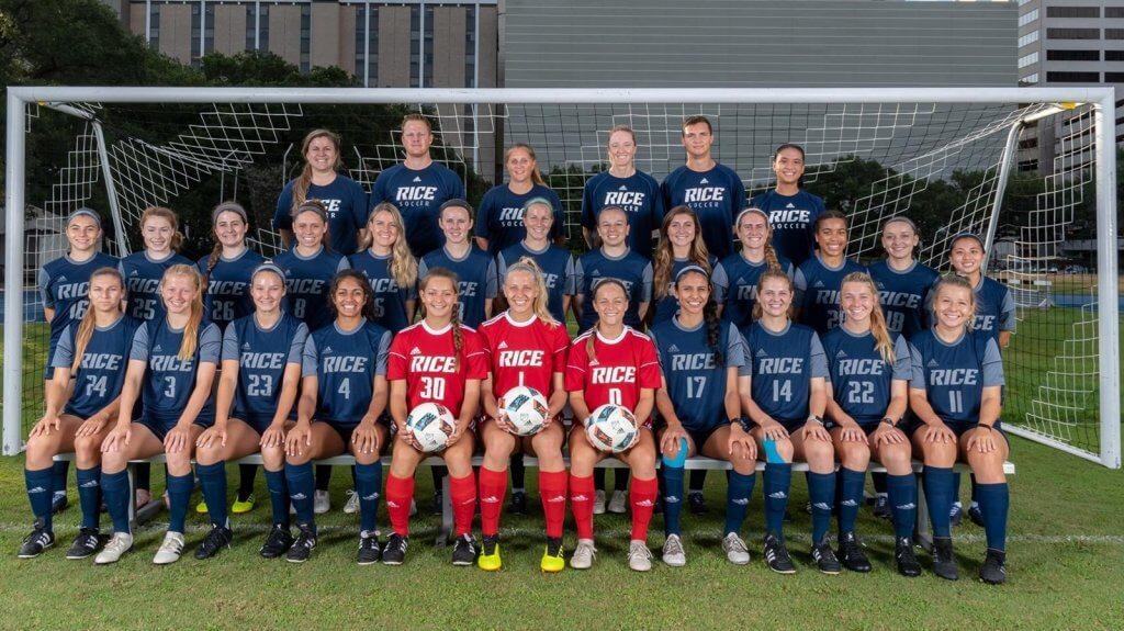 2018 Women's Soccer Roster