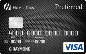 Home Trust Preferred Visa