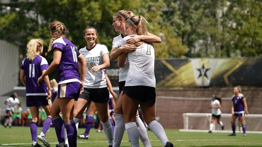 Vanderbilt University Women's Soccer