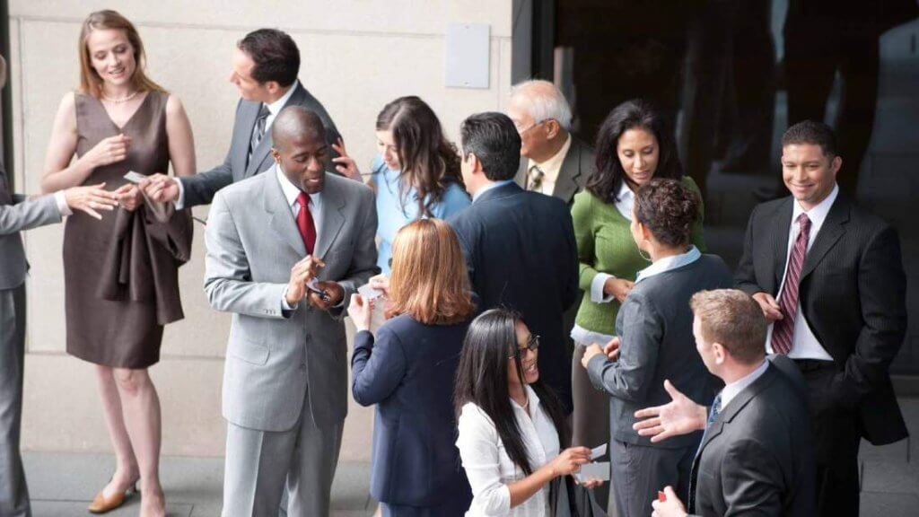Professional Associations networking