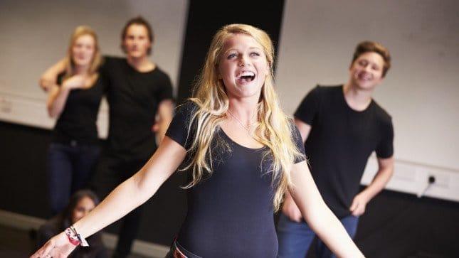 Language and drama education