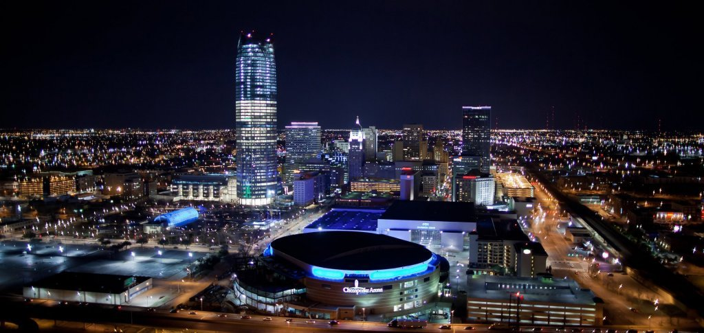 Oklahoma City,