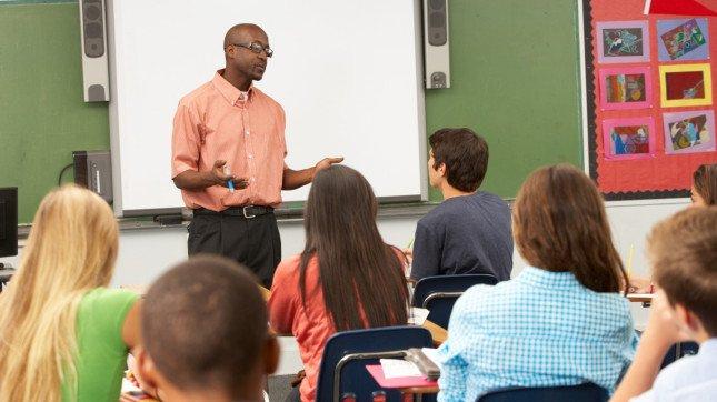Secondary teacher education