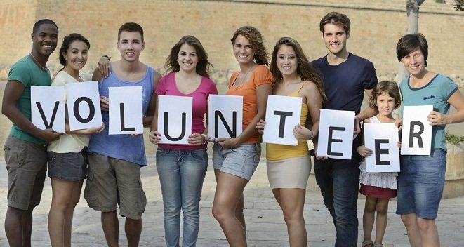 Volunteering in Ireland