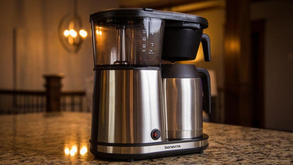 Bonavita's Connoisseur Coffee Maker