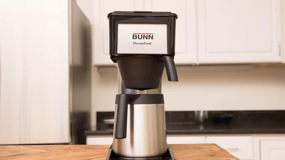 Bunn's Velocity Brew BT