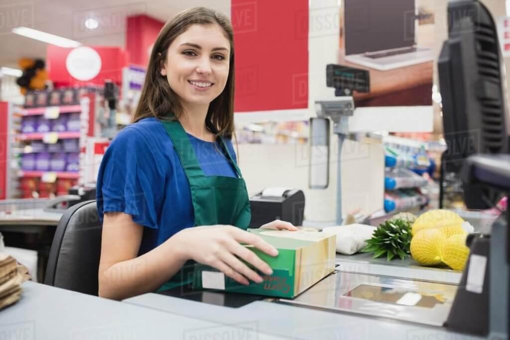 Student Cashier