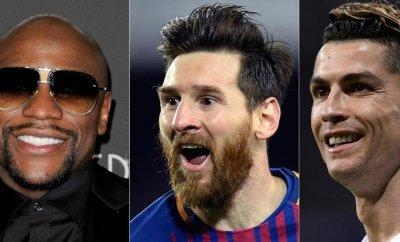 The Highest Paid Athletes 2019