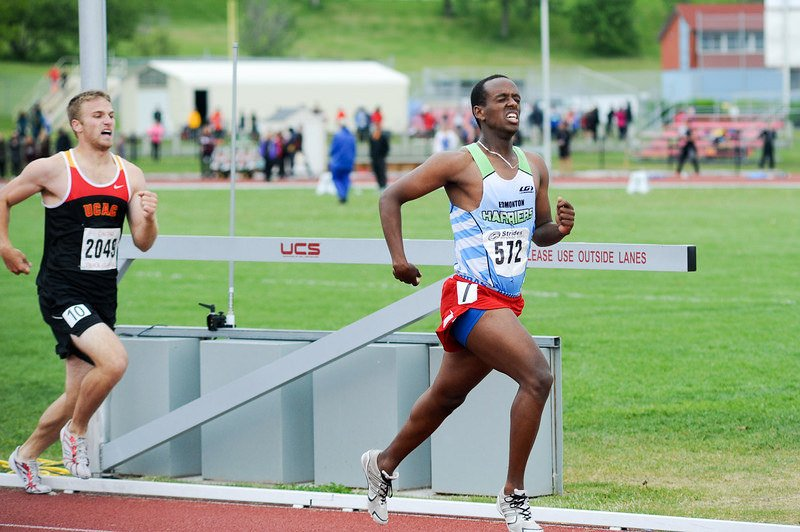 Anwar Abdi Track And Field Athlete