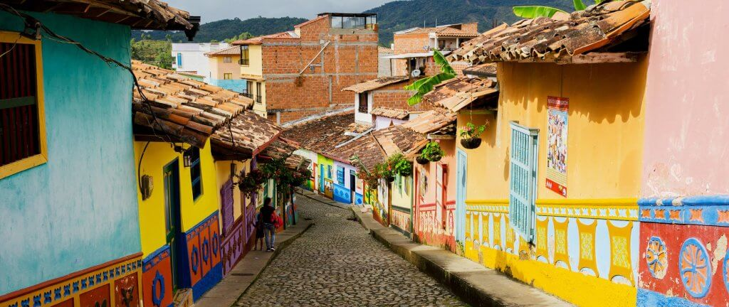 Colombia- Street View