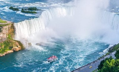 The Most Beautiful Waterfalls In Canada 2019