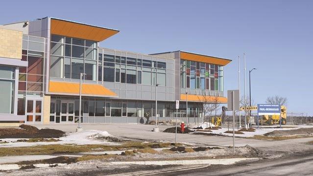 Paul-Desmarais High School