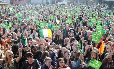 St. Patrick's Day In IrelandSt. Patrick's Day In Ireland