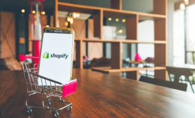 Shopify Drop shipping Ecommerce