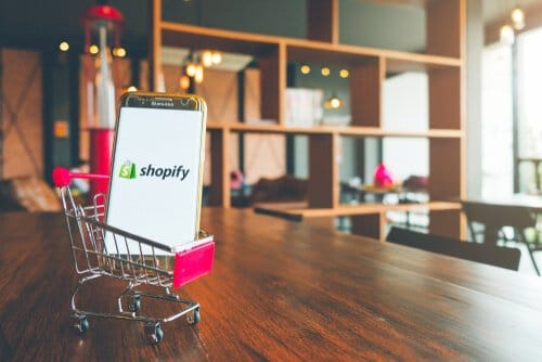Shopify Drop shipping Ecommerce Internet Business