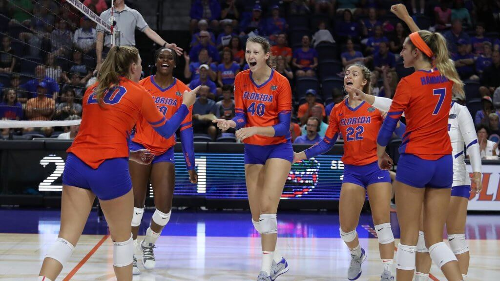 University of Florida Women's Volleyball 2019